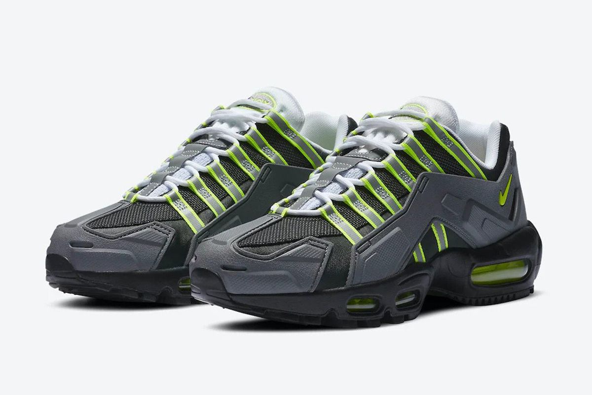 This Air Max 95 Remake Looks Like an Armored Tank 3