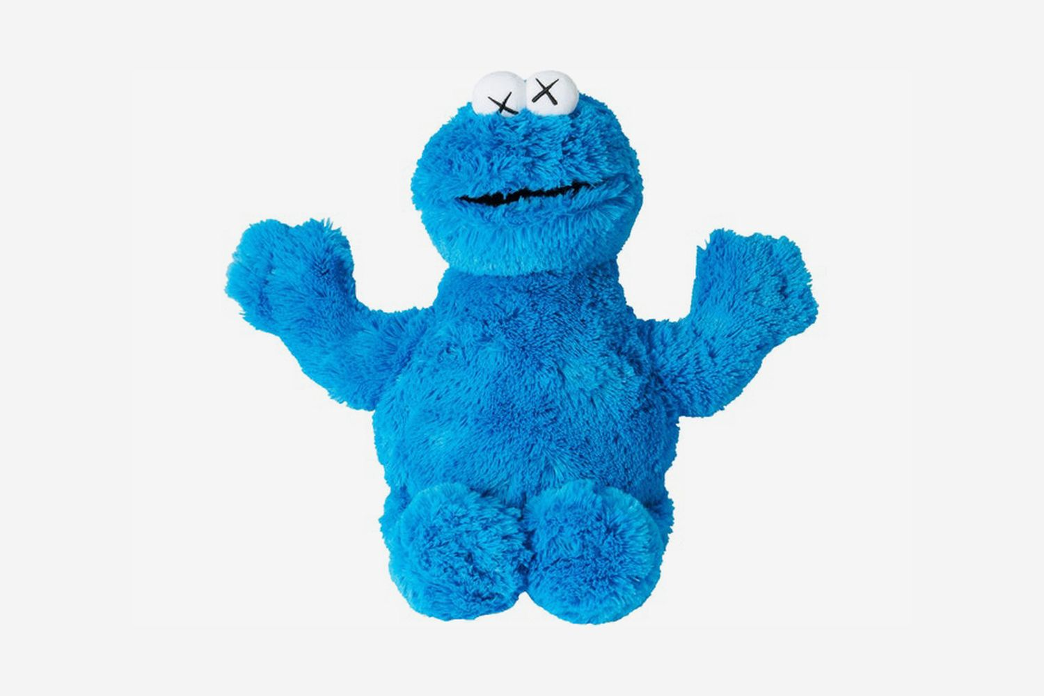 Cookie Monster Plush Toy