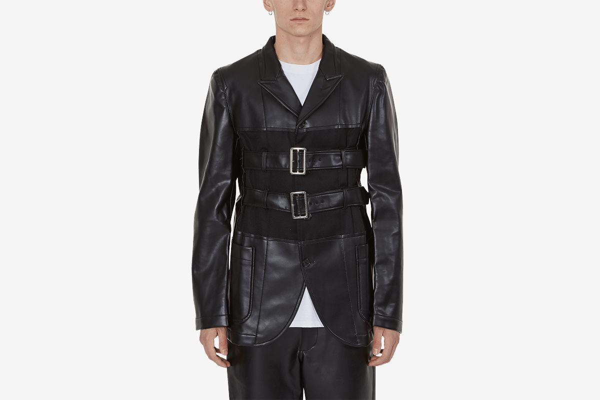 Woven Coat