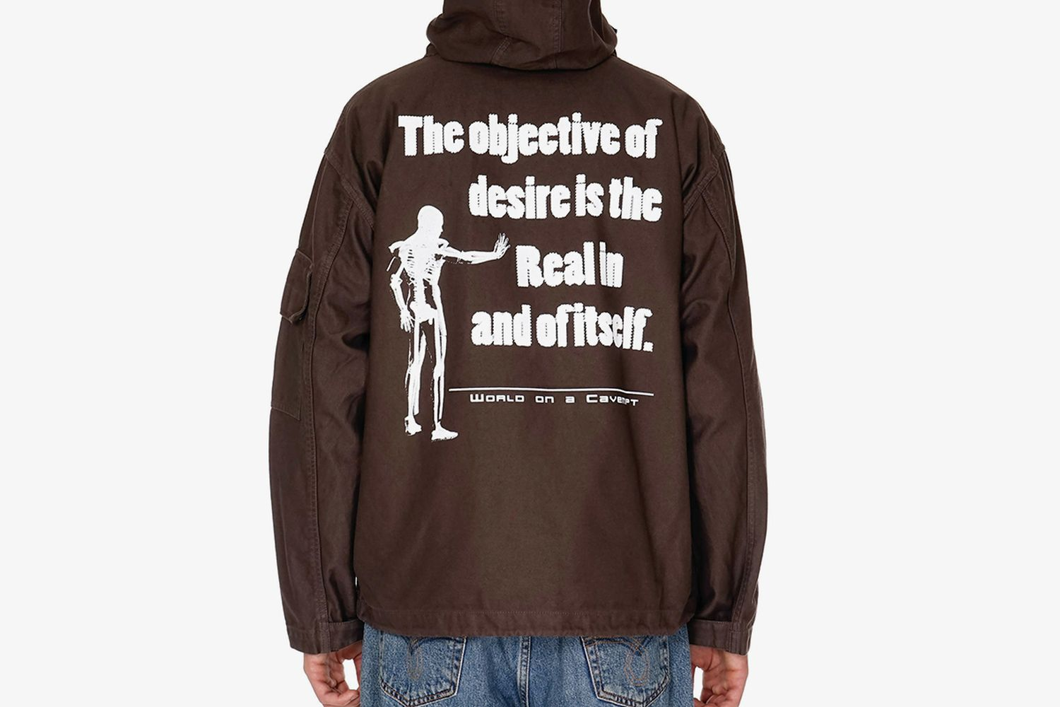 Objective Pullover Jacket