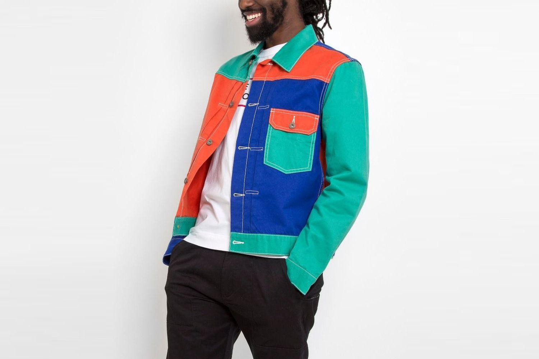 Assembly Jacket
