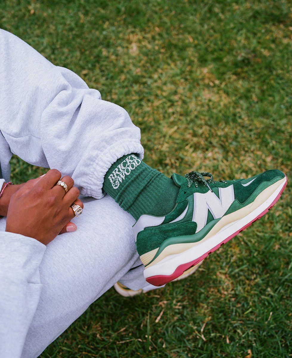 Bricks & Wood x New Balance Celebrates Black America & More in Today's Sneaker News 22