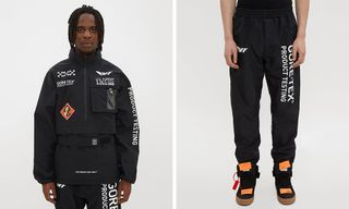 8f2b83b49927 OFF-WHITE x GORE-TEX Collection  Where to Buy Online