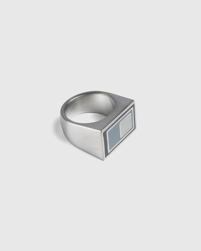 A-COLD-WALL* - Lateral Ring Grey