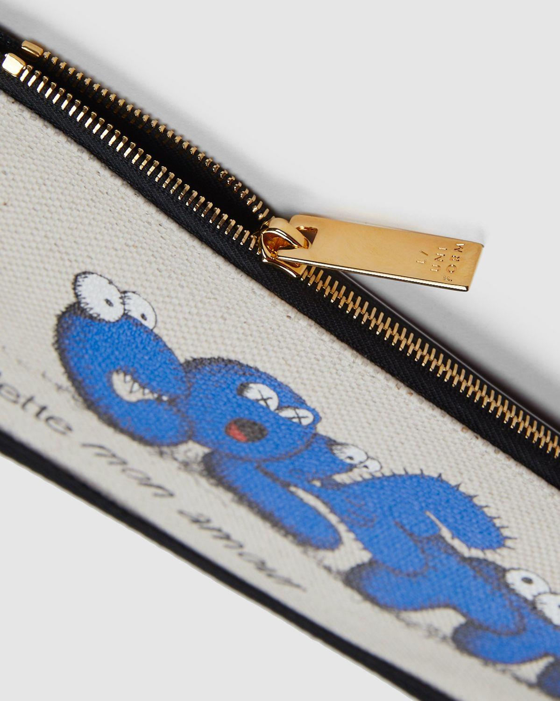 Colette Mon Amour x KAWS — Beige Pencil Case - Image 2