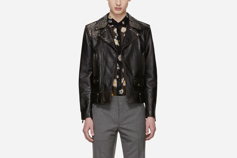 Nail Studded Jacket