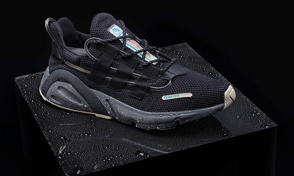 This GORE-TEX x adidas LXCON Future Is for Friends & Family Only