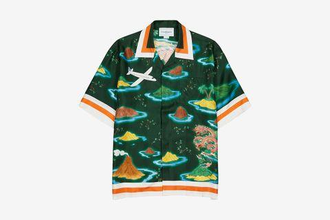 Casa Airways Printed Shirt
