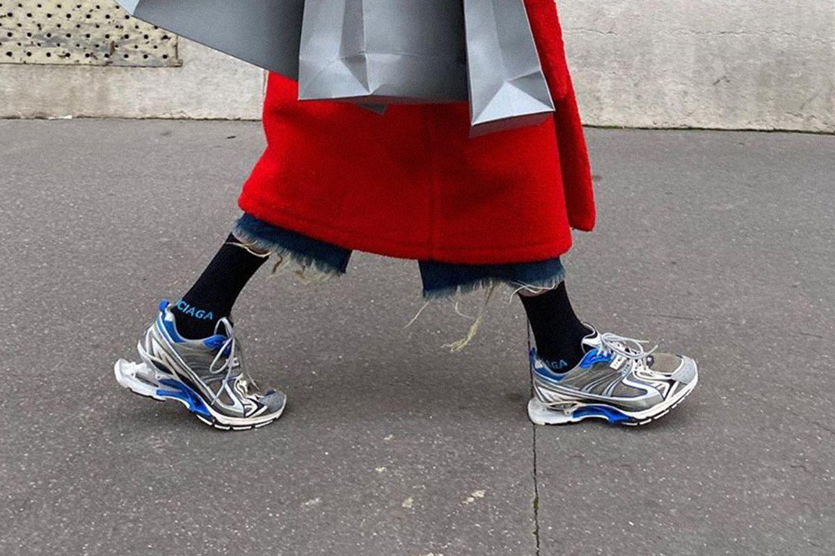 """Balenciaga's New Sneaker Just Went """"Go Go Gadget"""" 3"""