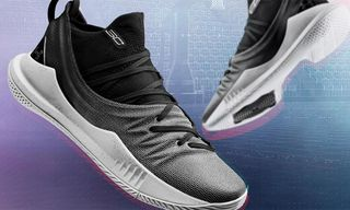 cebe9c011b74 Under Armour Reveals a Futuristic New Curry 5 Colorway
