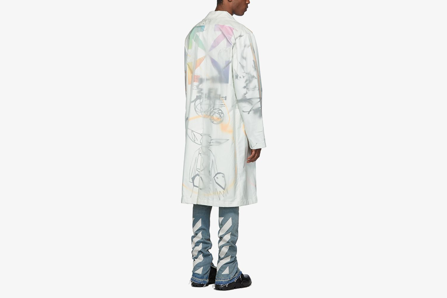 Futura Edition Trench Coat