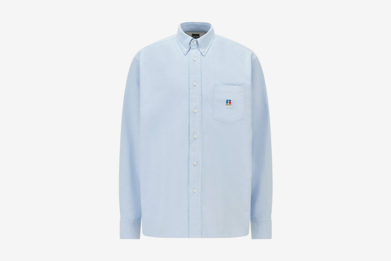 Relaxed-Fit Oxford Shirt