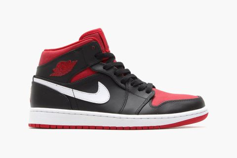 low priced 8b873 afbaa This holiday, Jordan Brand is set to release the latest iteration of their Air  Jordan 1 Mid silhouette. Equipped with an Air-Sole unit for superior ...