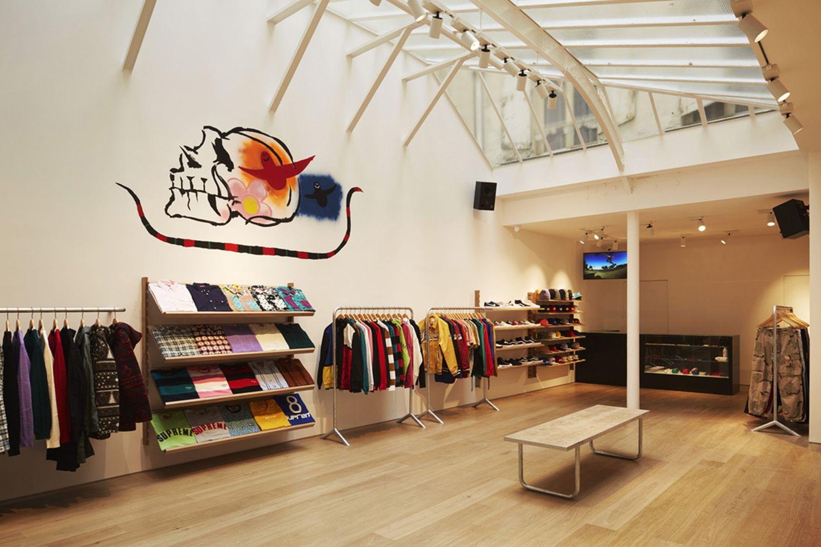 the definitive supreme store guide paris