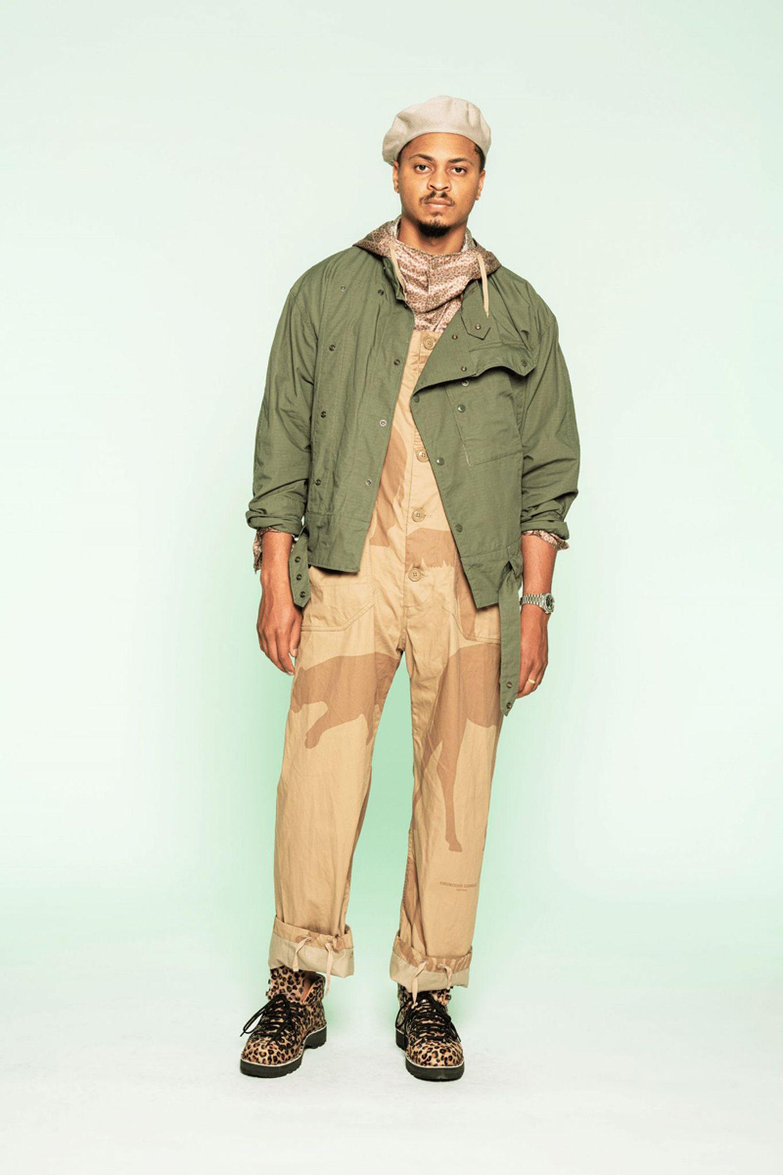 engineered garments spring summer 2022 collection lookbook (45)