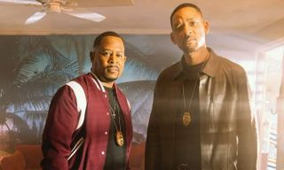 Will Smith Shares the First Official Image From 'Bad Boys 3'