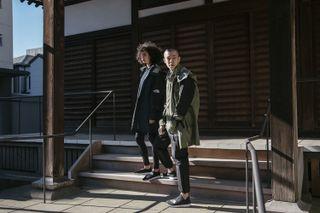 325a762c1 Kazuki Kuraishi x The North Face Urban Exploration