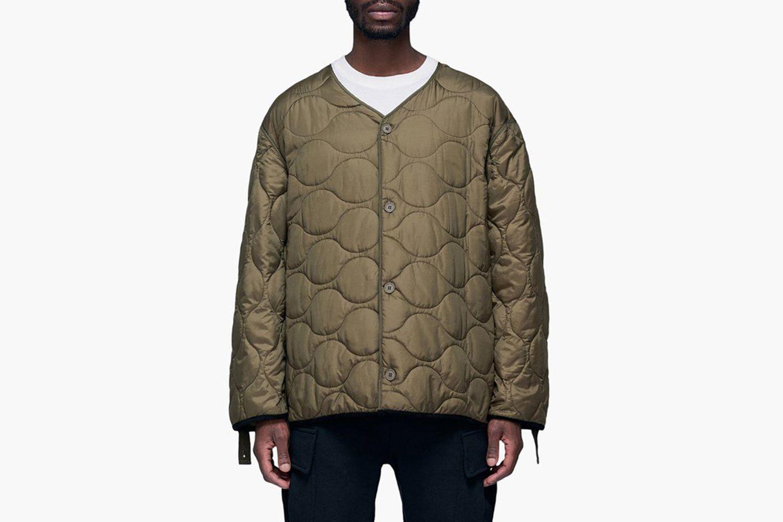 Quilter Liner Jacket