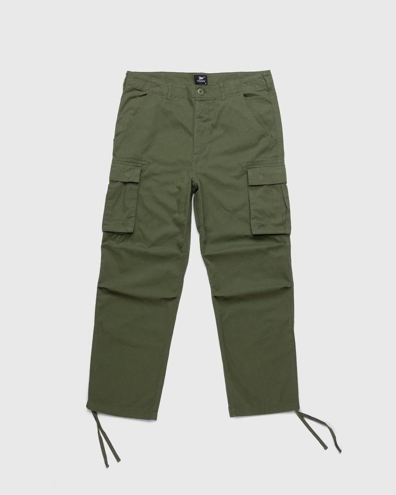 PATTA – Basic Cargo Pants Olive