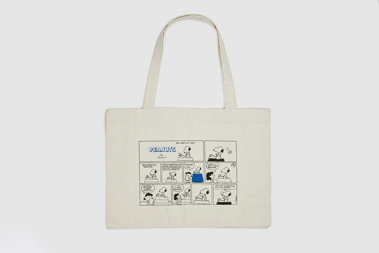 Snoopy Comics Totebag