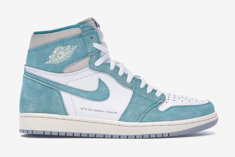 "d15eb914 Miss Out on the ""Turbo Green"" Air Jordan 1? Here's Where to Shop the Best  Resale Deals"