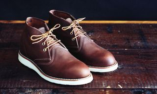 Rugged Looks from the Red Wing Heritage Fall Winter 2013 Collection