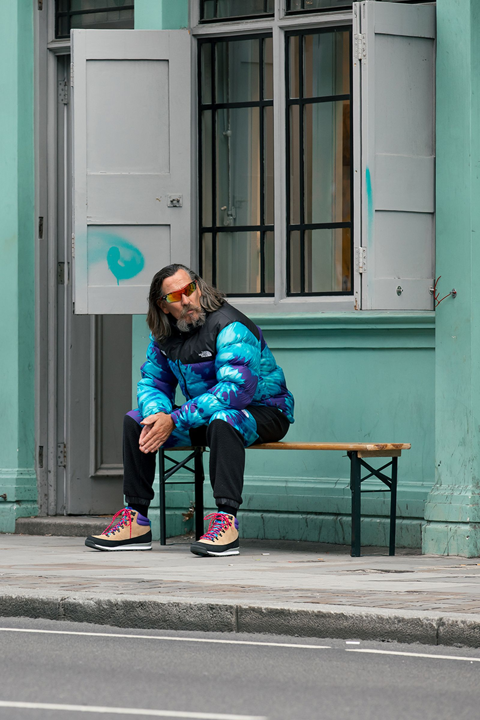Sneakersnstuff x The North Face 20th anniversary collection