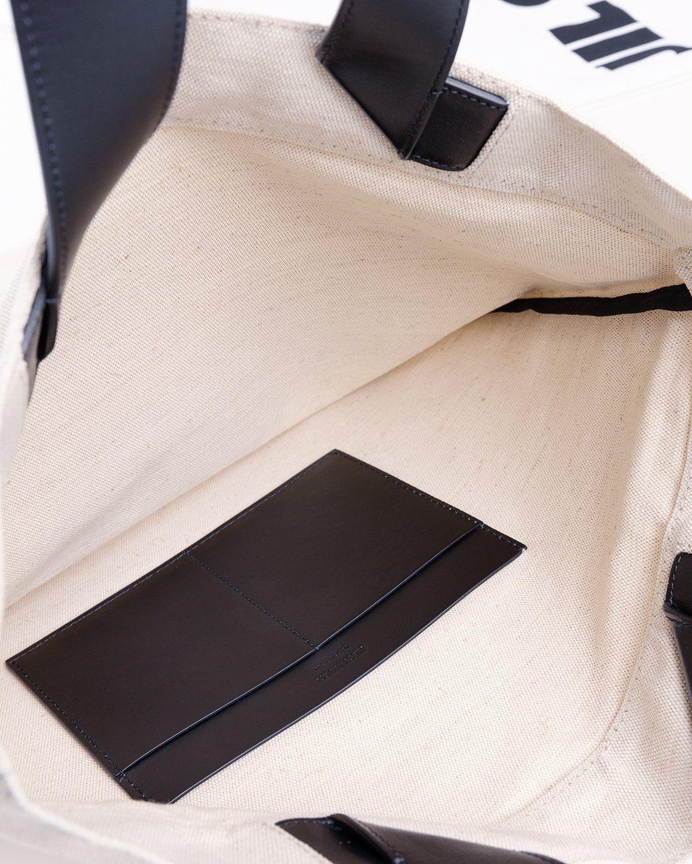 Jil Sander – Large Flat Shopper Natural - Image 6