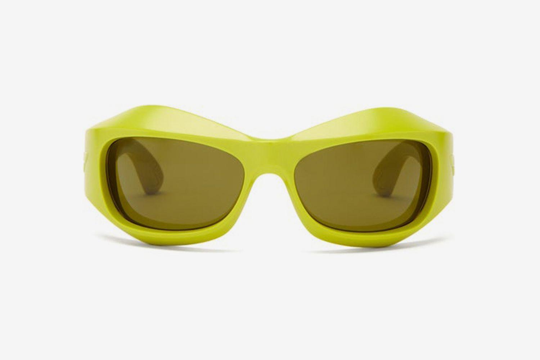 Mask Acetate Sunglasses