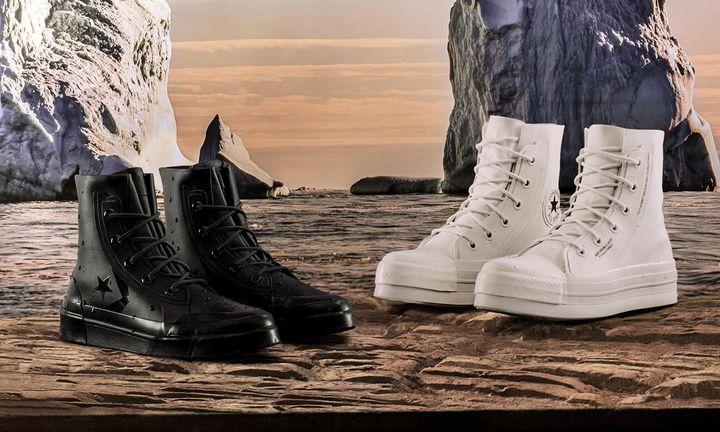 AMBUSH x Converse Chuck 70 and Pro Leather