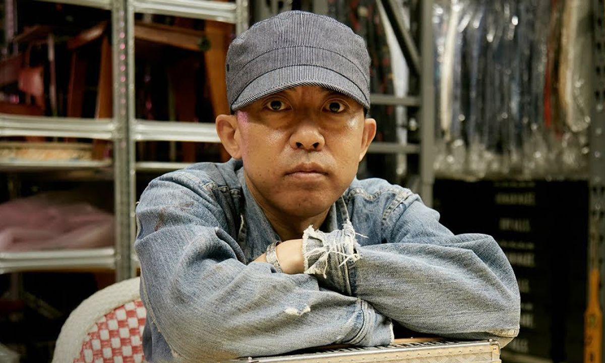 Nigo Wears $20K Denim Jacket While Showing Off Rare Archive Room & $1 Million Jewelry Collection