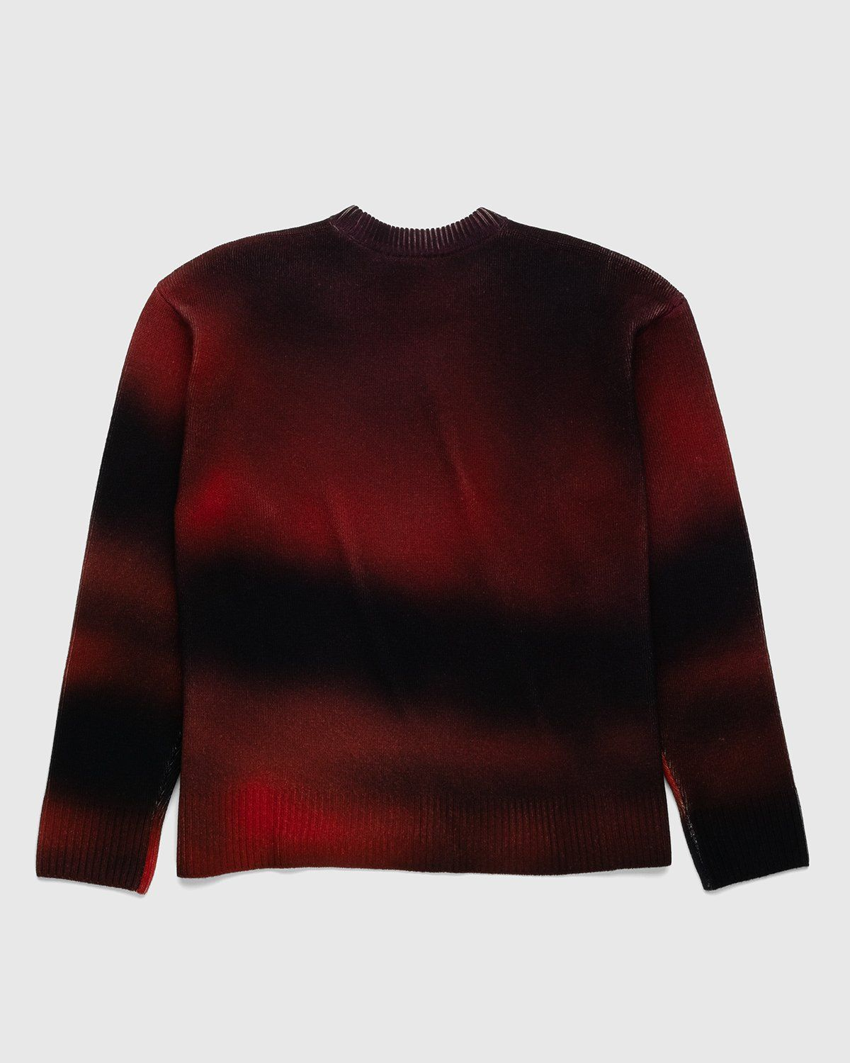 A-COLD-WALL* – Digital Print Knit Red - Image 2