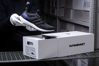 size 40 60bad e24c9 The Original adidas UltraBoost in Iconic Black and Dark ...