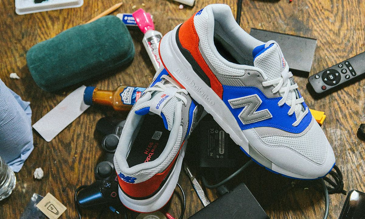New Balance Revamps a Popular Classic with the 997 Sport thumbnail