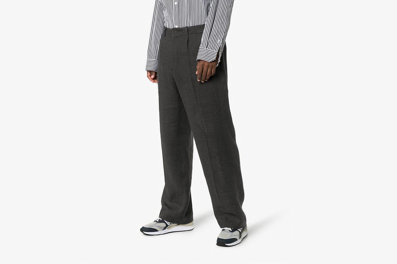 Linen Chino Trousers