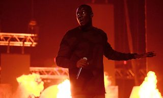 Stormzy Stopped His Festival Set to Watch England Defeat Colombia