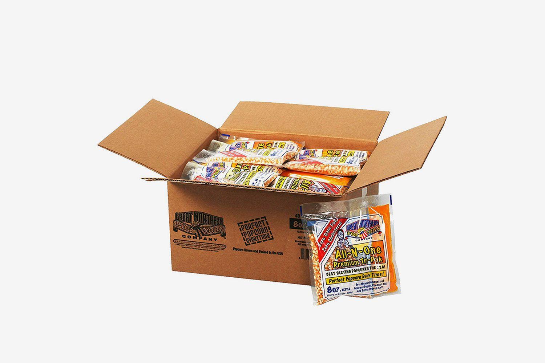 Premium 8 Ounce Popcorn Portion Packs