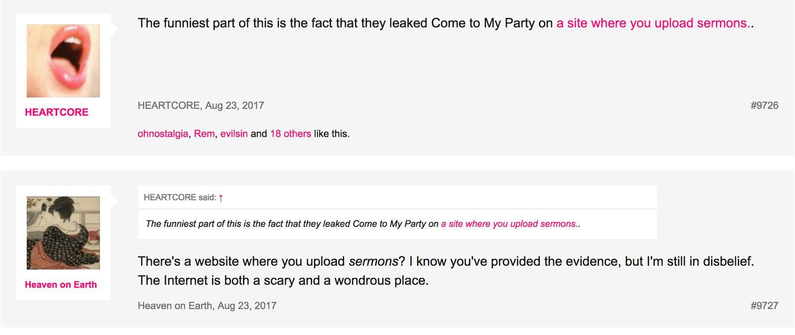charli xcx album leak investigation