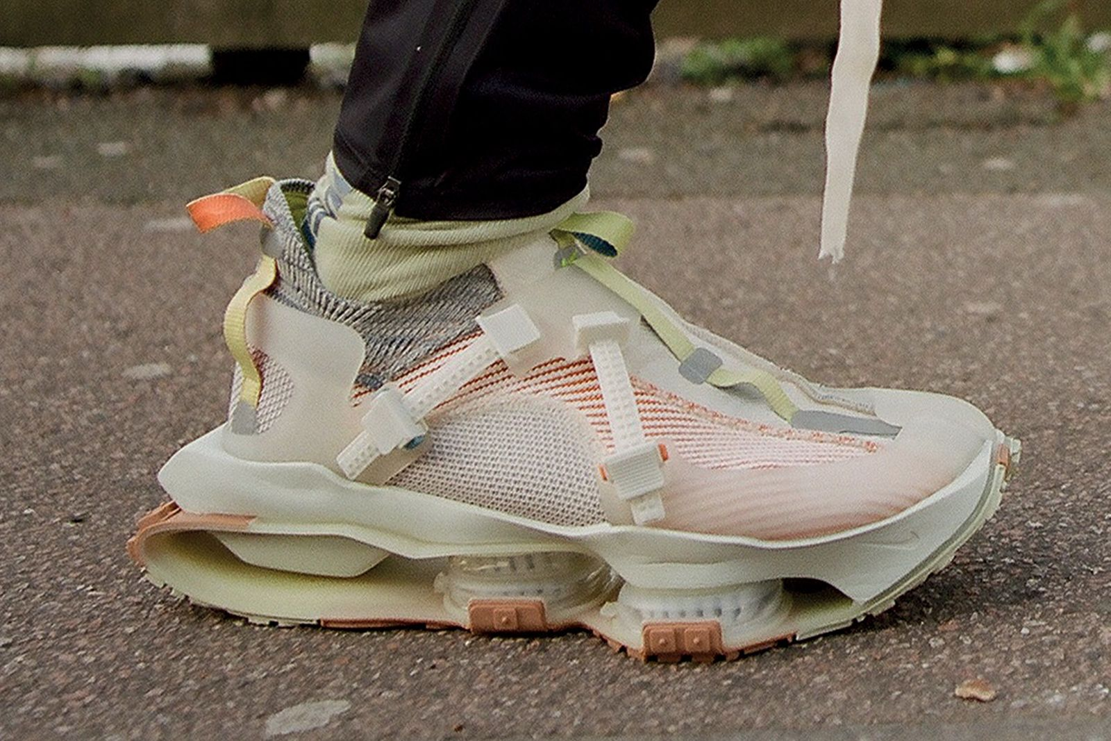 Nike ISPA Road Warrior on foot shot