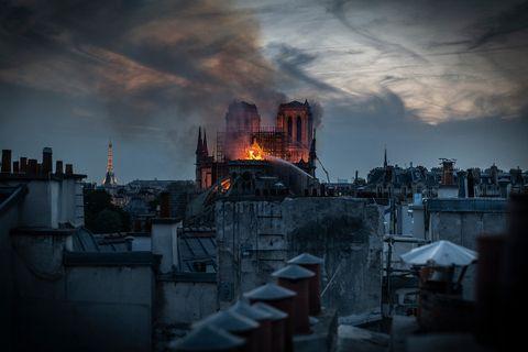 LVMH & Kering Pledge More Than $300 Million to Help Rebuild Notre Dame