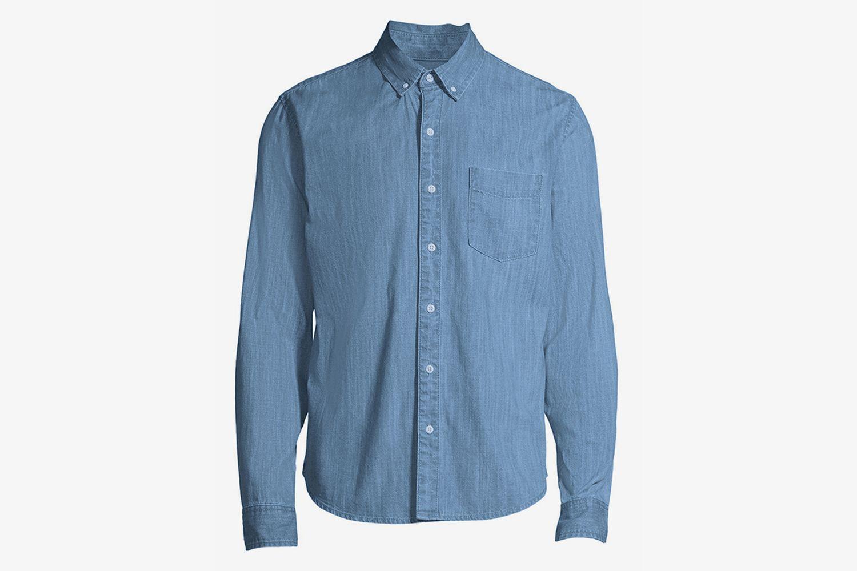 Everyday Denim Shirt