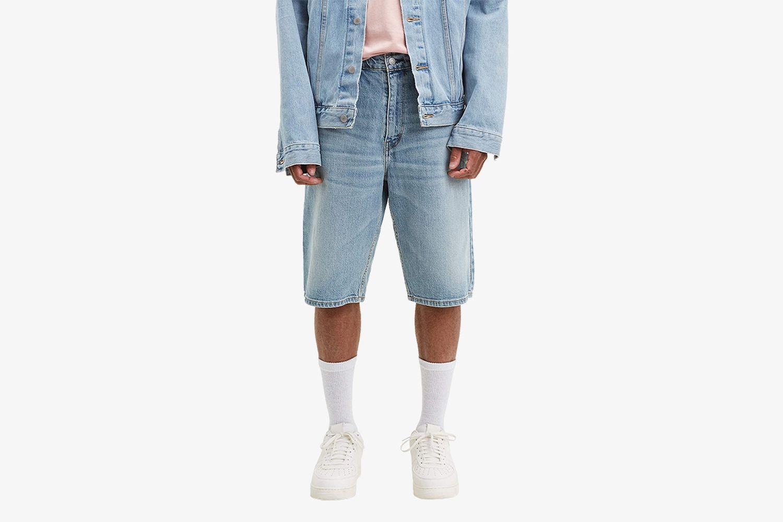 569 Loose Straight Shorts