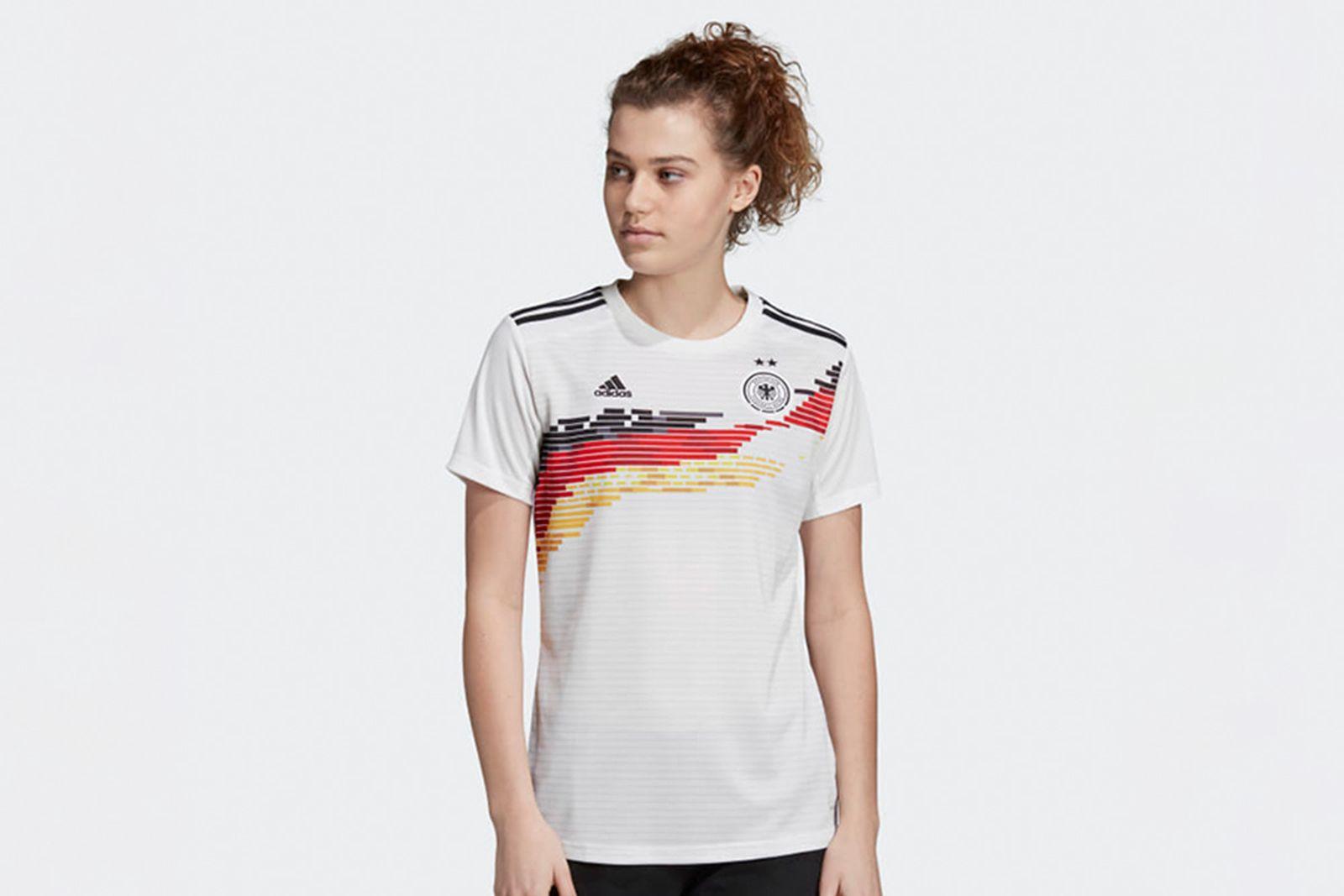 germany womens home jersey 2019 Adidas Women's Football