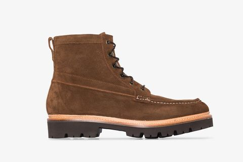 Rocco Suede Boots