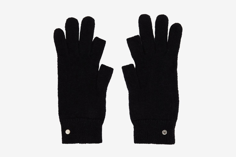 Mohair Touchscreen Gloves