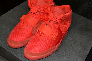 "692353fad A Detailed Look at the Nike Air Yeezy 2 ""Red October"""