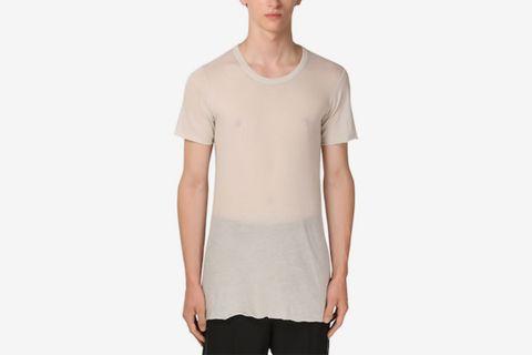 Light Cotton Jersey T-Shirt