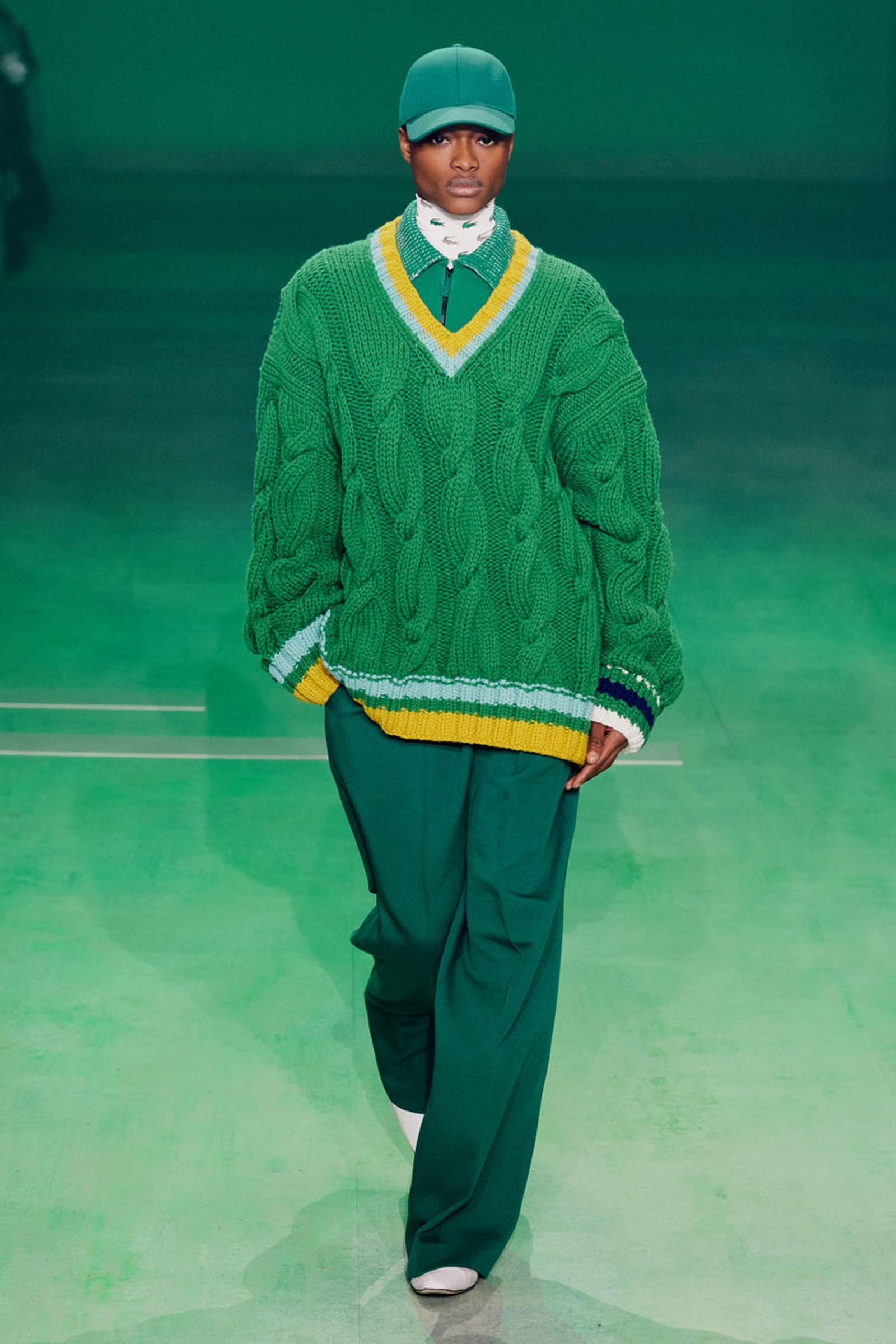 41lascoste fw19 paris fashion week Louise Trotter lacoste runway