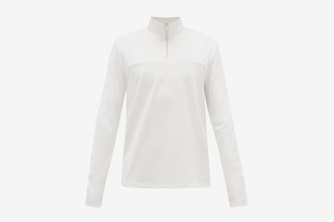 Ellington Logo-zip Jersey Track Top