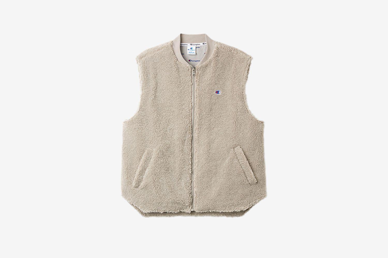 Row Sherpa Vest
